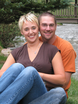 Dr. Peter and Amber Kahle